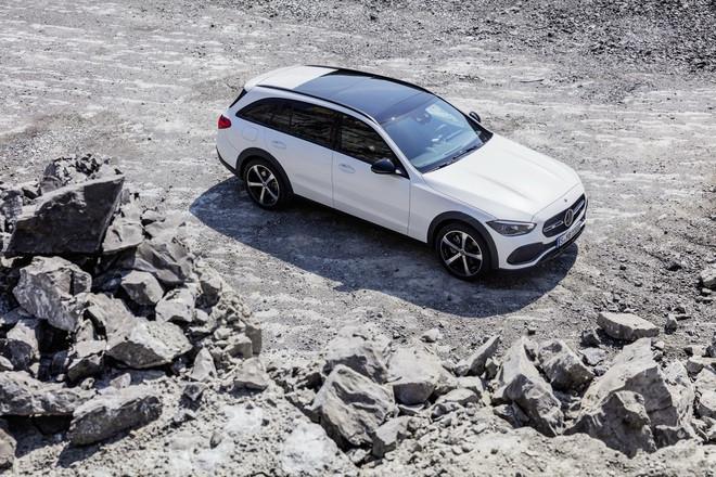 Mercedes-Benz C-Class có thêm phiên bản gầm cao All-Terrain - 6