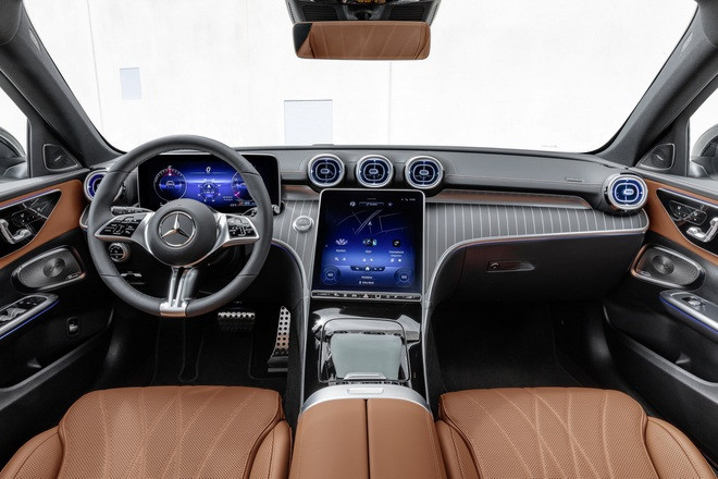 Mercedes-Benz C-Class có thêm phiên bản gầm cao All-Terrain - 14
