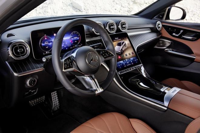 Mercedes-Benz C-Class có thêm phiên bản gầm cao All-Terrain - 15