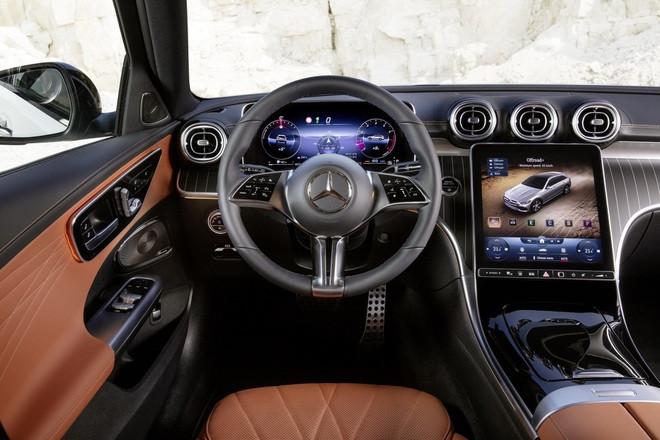 Mercedes-Benz C-Class có thêm phiên bản gầm cao All-Terrain - 16