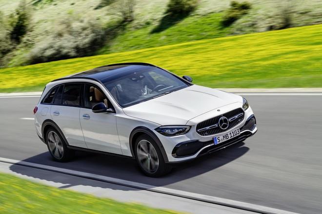 Mercedes-Benz C-Class có thêm phiên bản gầm cao All-Terrain - 18