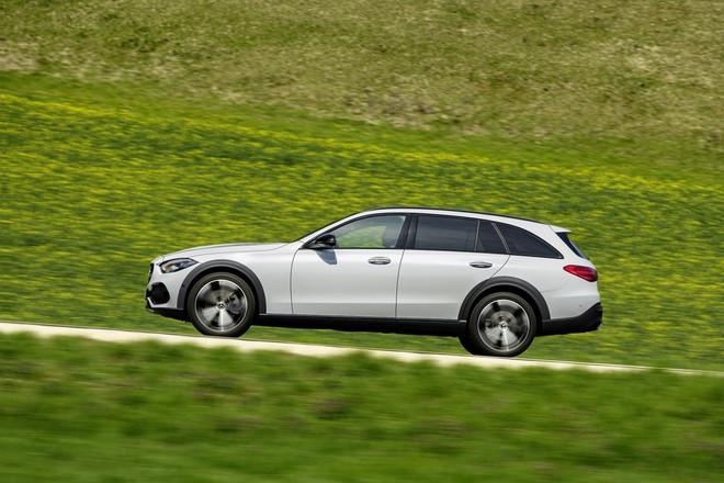Mercedes-Benz C-Class có thêm phiên bản gầm cao All-Terrain - 20