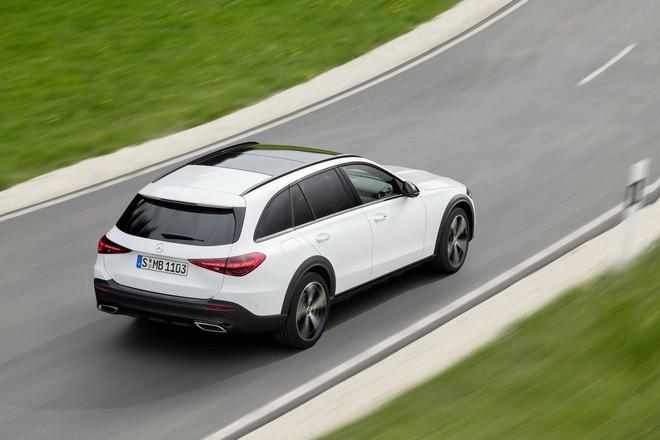 Mercedes-Benz C-Class có thêm phiên bản gầm cao All-Terrain - 21