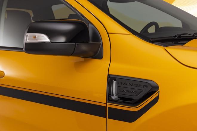 Ford Ranger có thêm phiên bản Splash màu cam rực rỡ - 6