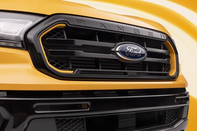 Ford Ranger có thêm phiên bản Splash màu cam rực rỡ - 5