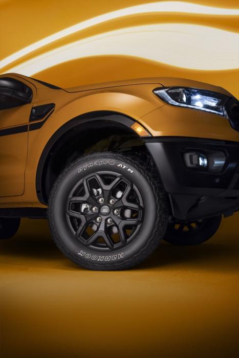 Ford Ranger có thêm phiên bản Splash màu cam rực rỡ - 8