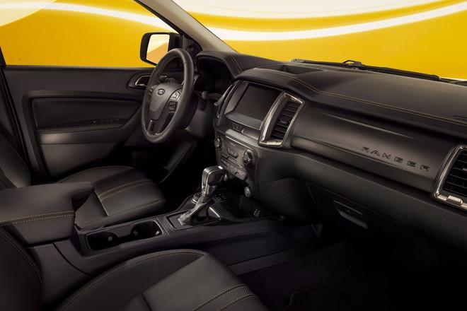 Ford Ranger có thêm phiên bản Splash màu cam rực rỡ - 11