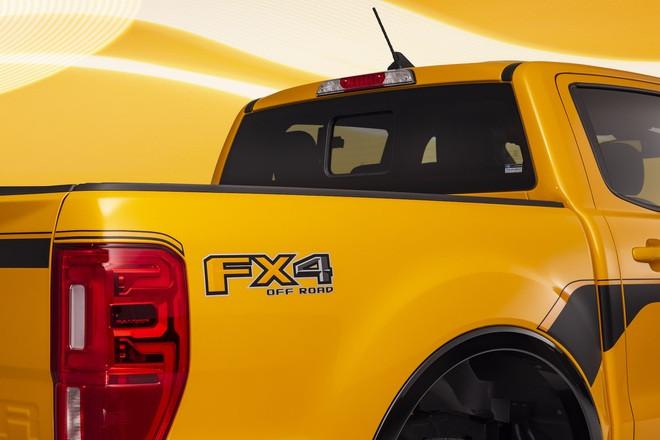 Ford Ranger có thêm phiên bản Splash màu cam rực rỡ - 9