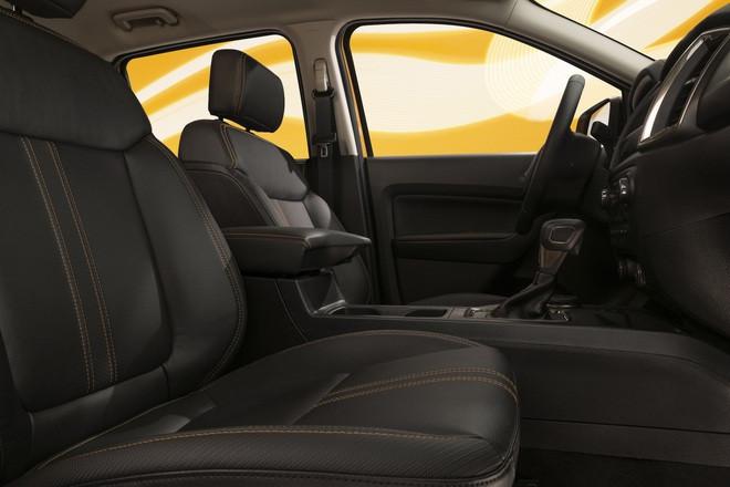 Ford Ranger có thêm phiên bản Splash màu cam rực rỡ - 13