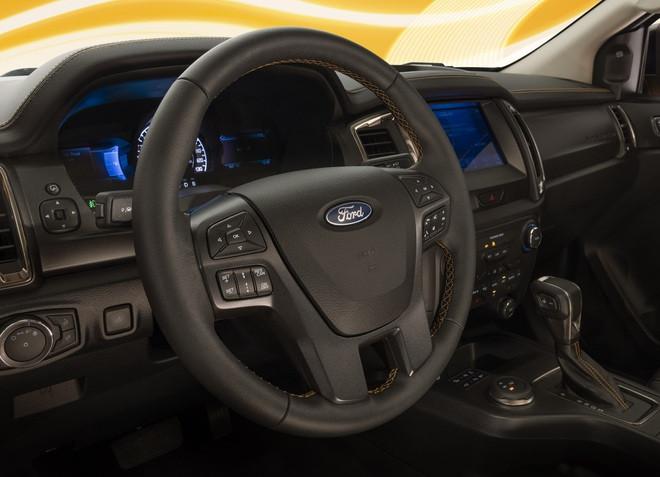 Ford Ranger có thêm phiên bản Splash màu cam rực rỡ - 12