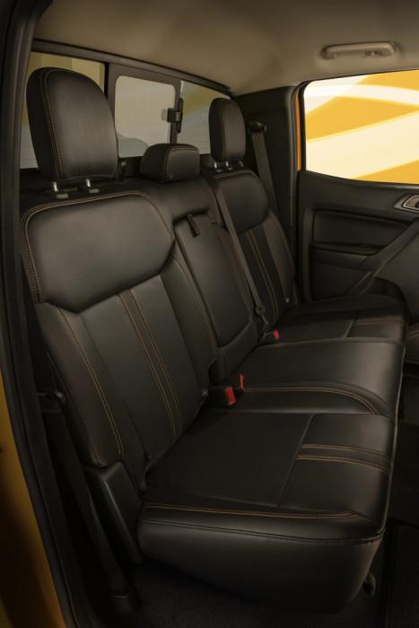 Ford Ranger có thêm phiên bản Splash màu cam rực rỡ - 14