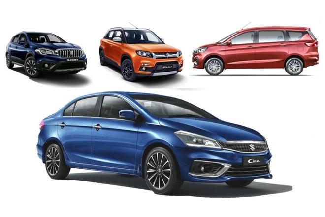Suzuki triệu hồi hơn 180.000 xe Ciaz, Ertiga do lỗi liên quan đến máy phát - 1