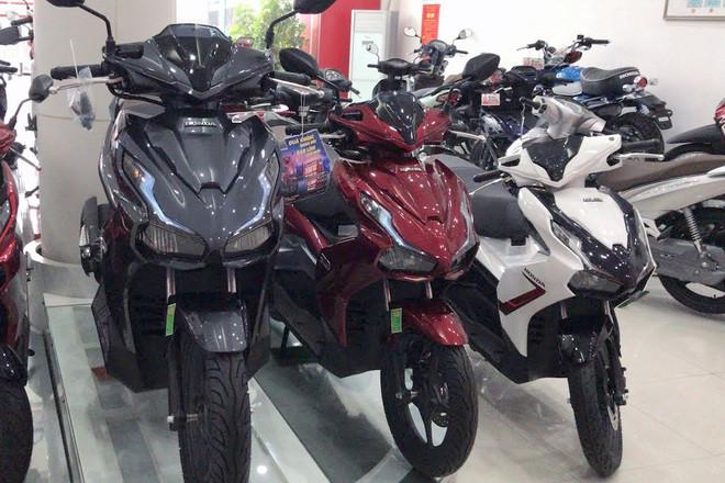 Doanh số xe máy sa sút vì Covid-19, nhiều mẫu hot giảm giá mạnh - 2