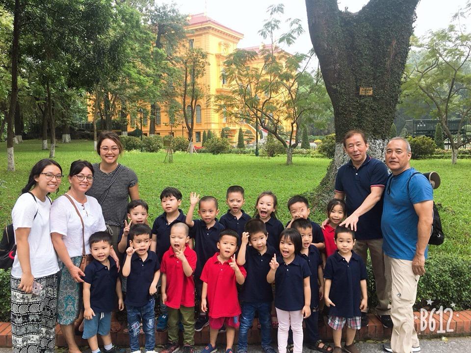 Trường mầm non American Homeschool - Lưu Hữu Phước