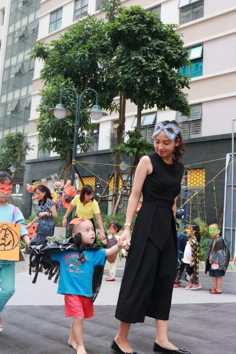 Trường mầm non Vườn Ong ( Bee Garden) - Tòa F & H , HH2 Dương Nội