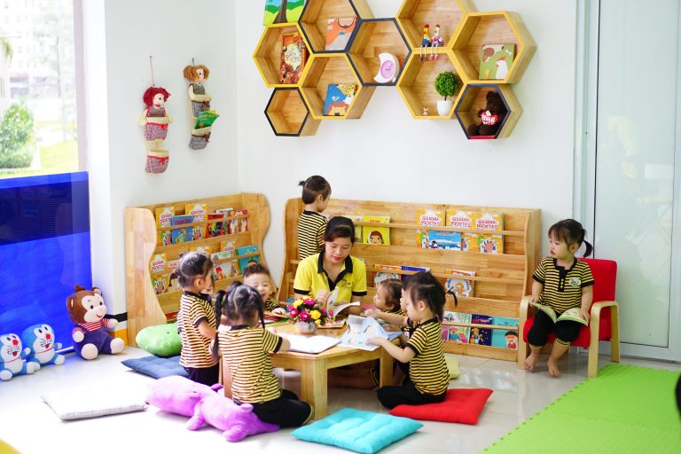 Trường mầm non Vườn Ong ( Bee Garden) - Tòa K , HH2 Dương Nội