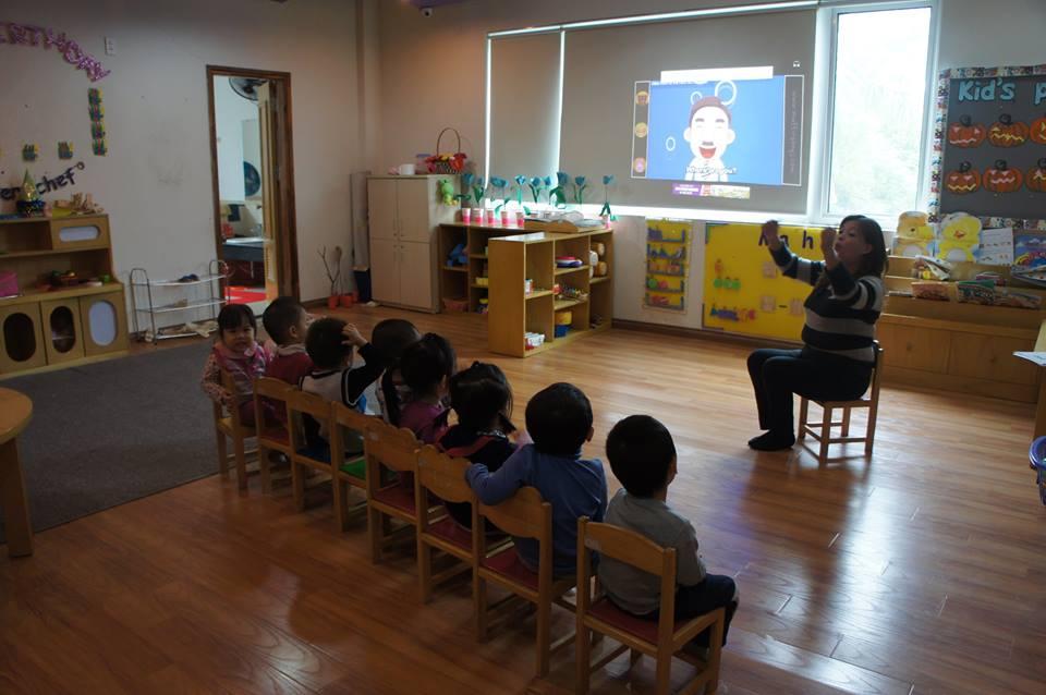Hệ thống giáo dục ASG (American School) - Hoàng Cầu CS3