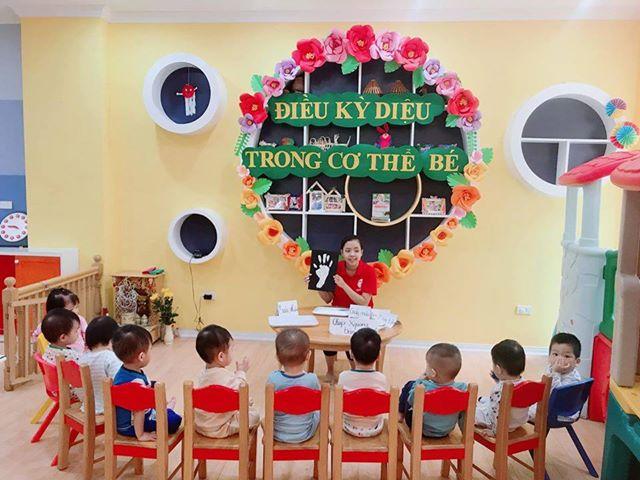 Hệ thống trường Mầm Non Winston - Cơ sở 622 Minh Khai