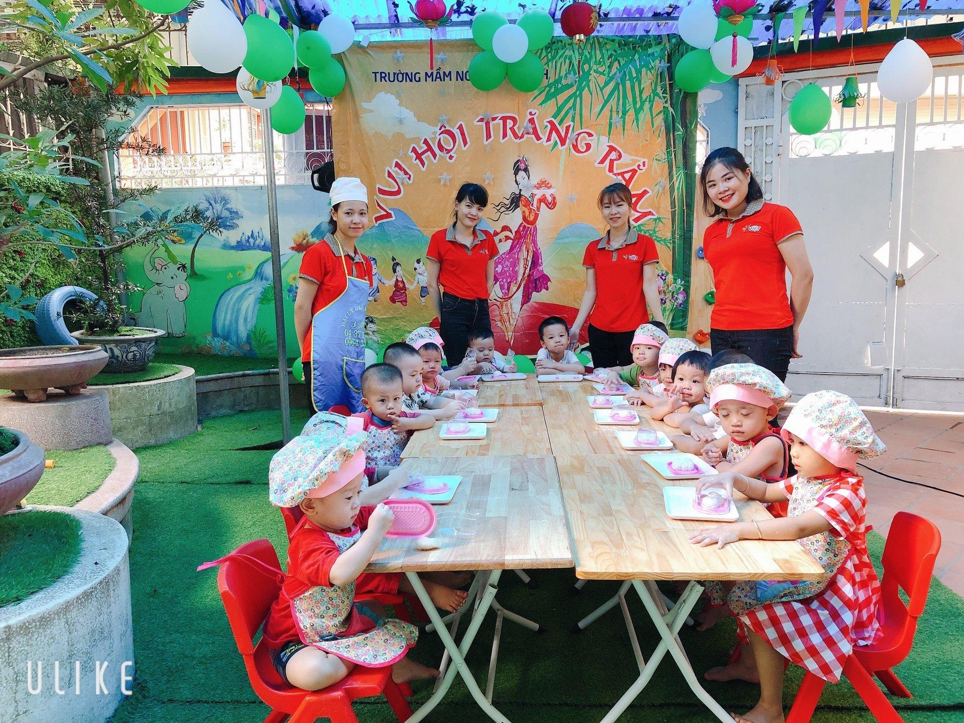 Trường mầm non tư thục mầm Xanh - Nghĩa Đô