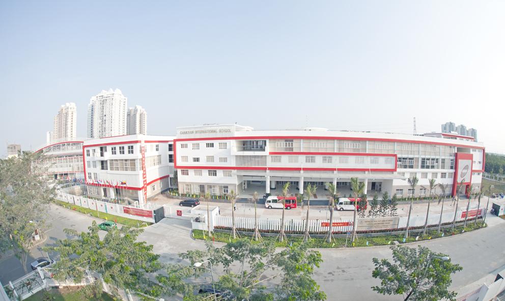 Canadian International School - CIS (Hệ thống Trường quốc tế Canada Việt Nam) - Phường Tân Phú