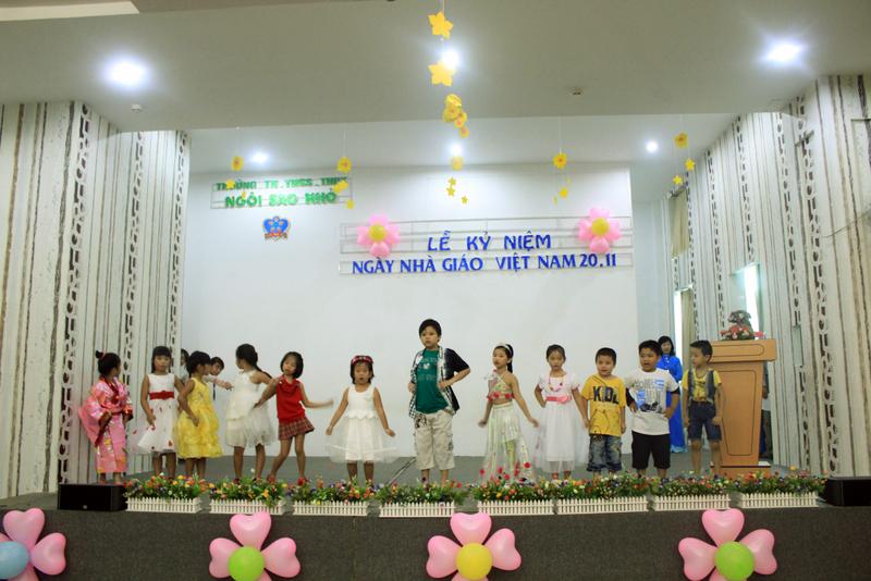 Hệ thống Trường quốc tế Ngôi Sao Nhỏ - Bình Trị Đông B