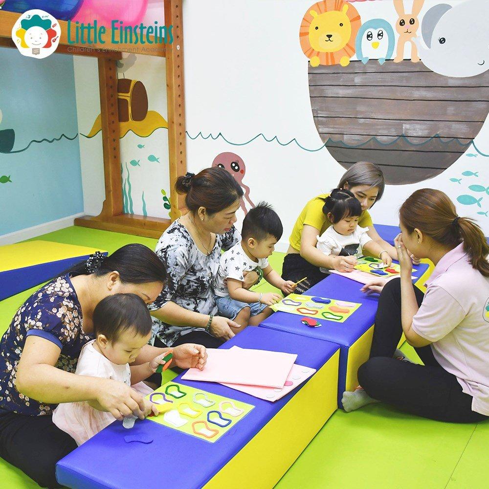 Học viện Little Einsteins (Little Einsteins Academy) - CS3 - Thảo Điền Pearl