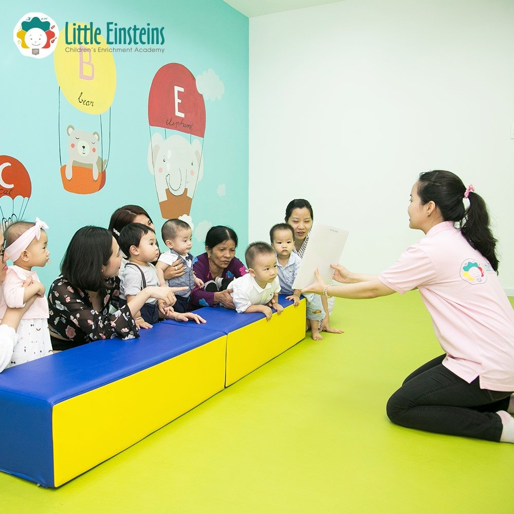 Học viện Little Einsteins (Little Einsteins Academy) - CS4 - Nguyễn Hữu Cảnh