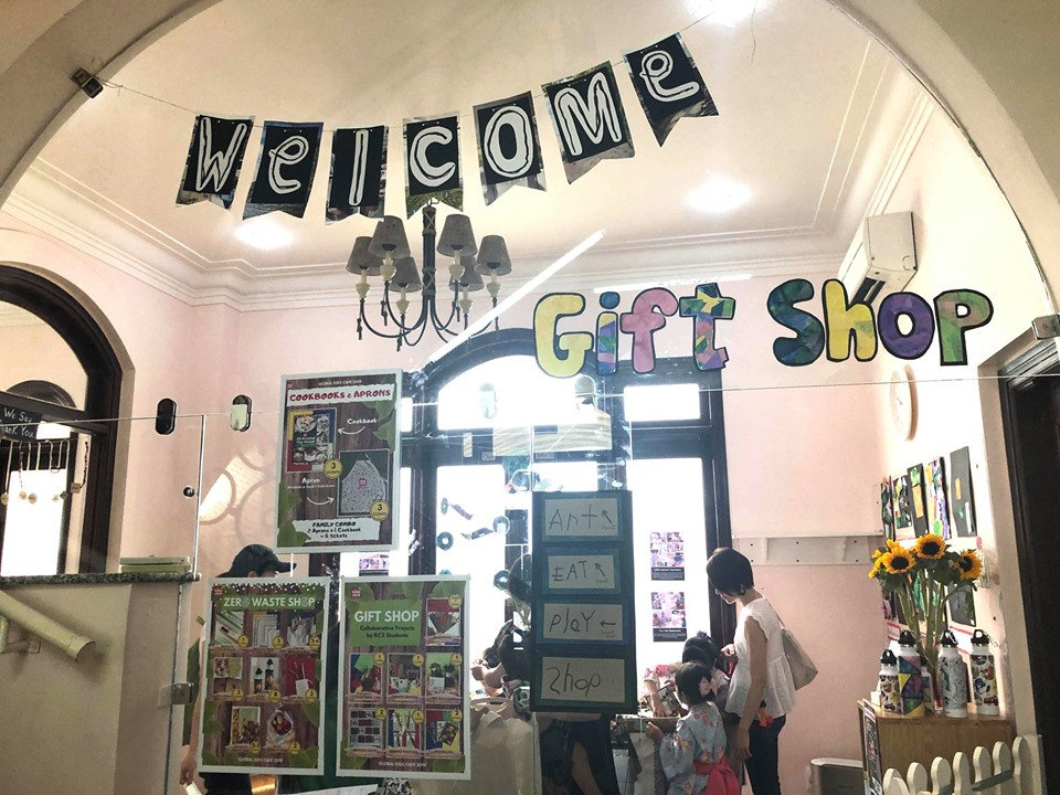 Trường mầm non Kids Club Saigon - Tân Phong