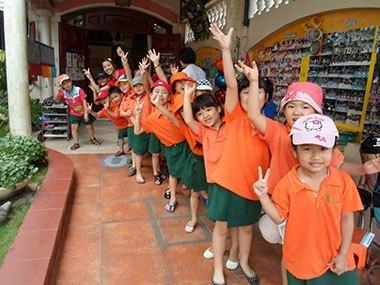 Kid's World Kindergarten - Phường 5