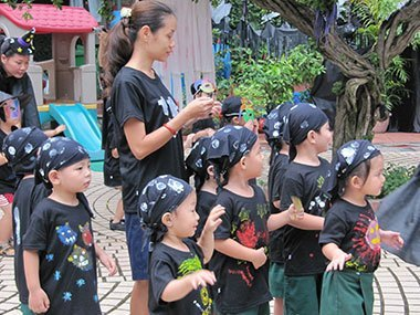 Kid's World Kindergarten - Phường 5
