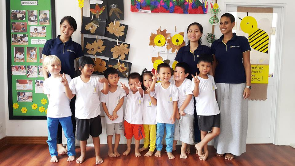 Kinder Academy International Preschool - Thảo Điền