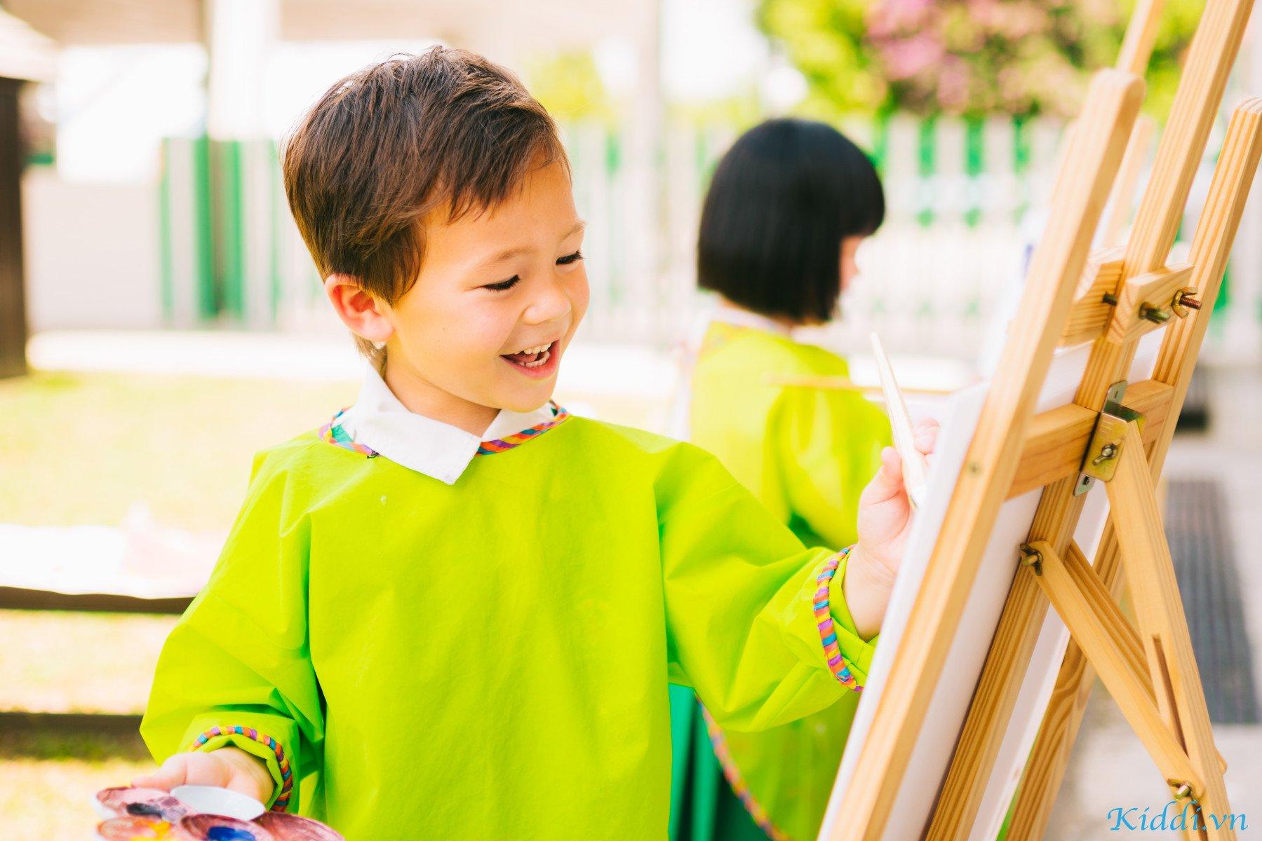 Trường Mầm non Kinderland - Phan Văn Đáng