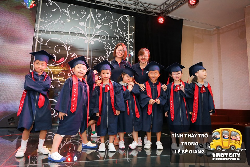 Kindy City International Preschool - Điện Biên Phủ