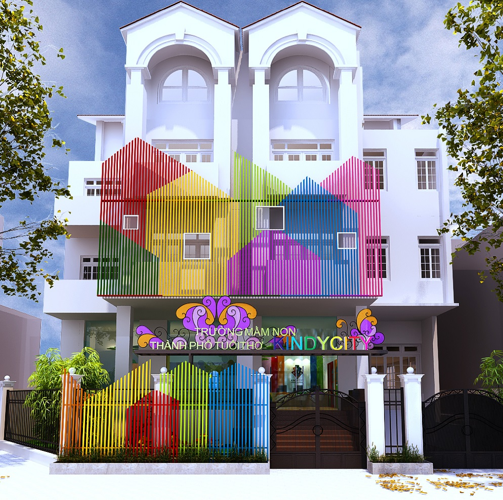 Kindy City International Preschool - Lê Đức Thọ