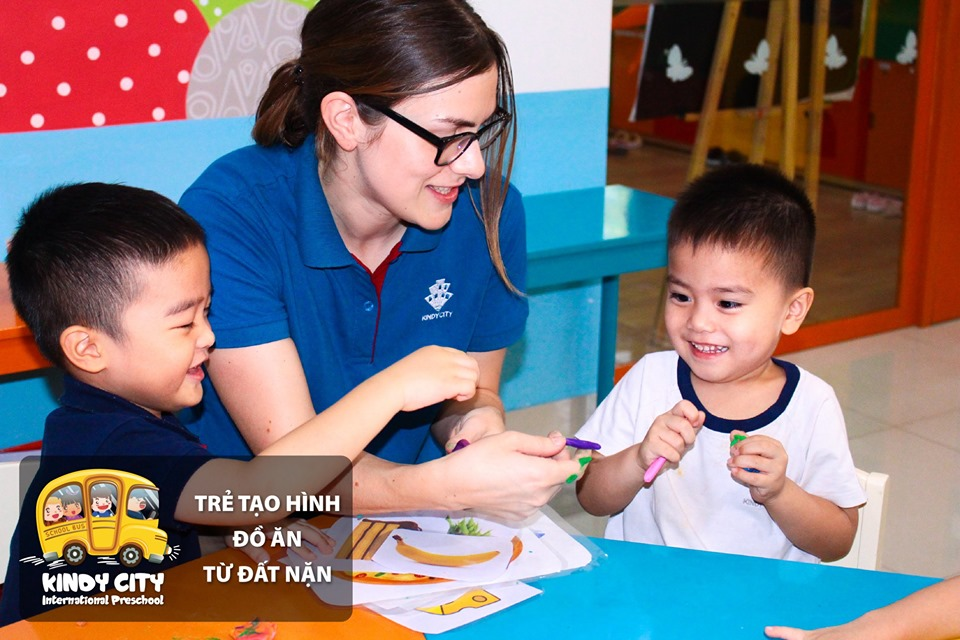Kindy City International Preschool - Thảo Điền