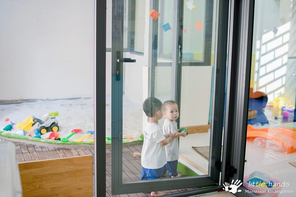Trường mầm non Little Hands Montessori Kindergarten - Phường 15