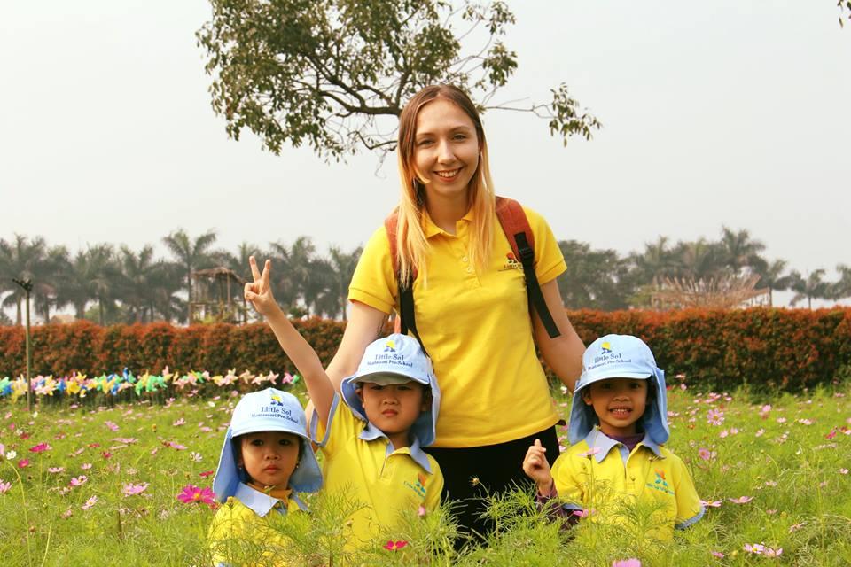 Trường mầm non Little Sol Montessori Preschool - Long Biên