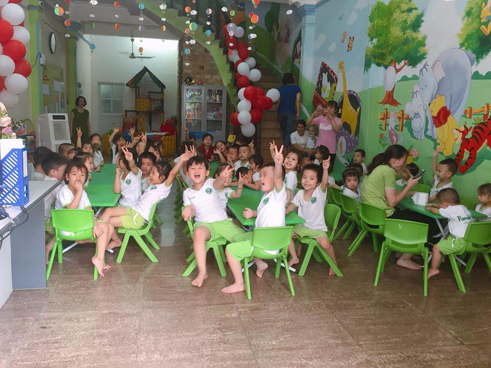 Trường mầm non Gấu Trúc - Ngọc Lâm