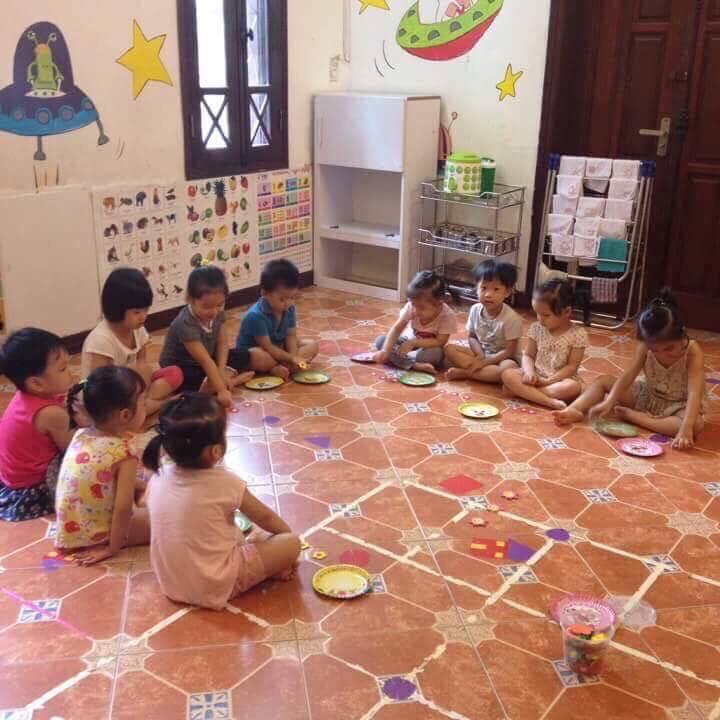 Trường mầm non Trí Đức - Bồ Đề