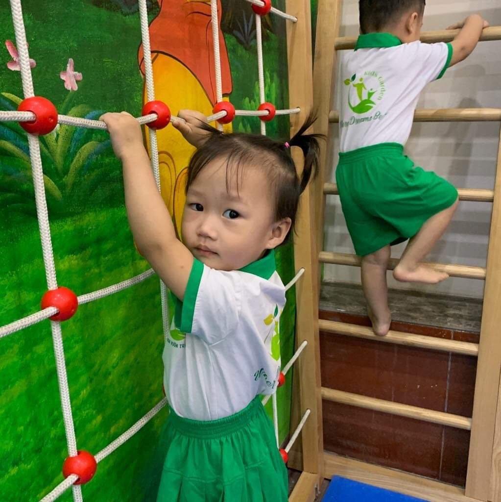 Trường mầm non Vườn Trẻ Thơ - Phú Đô