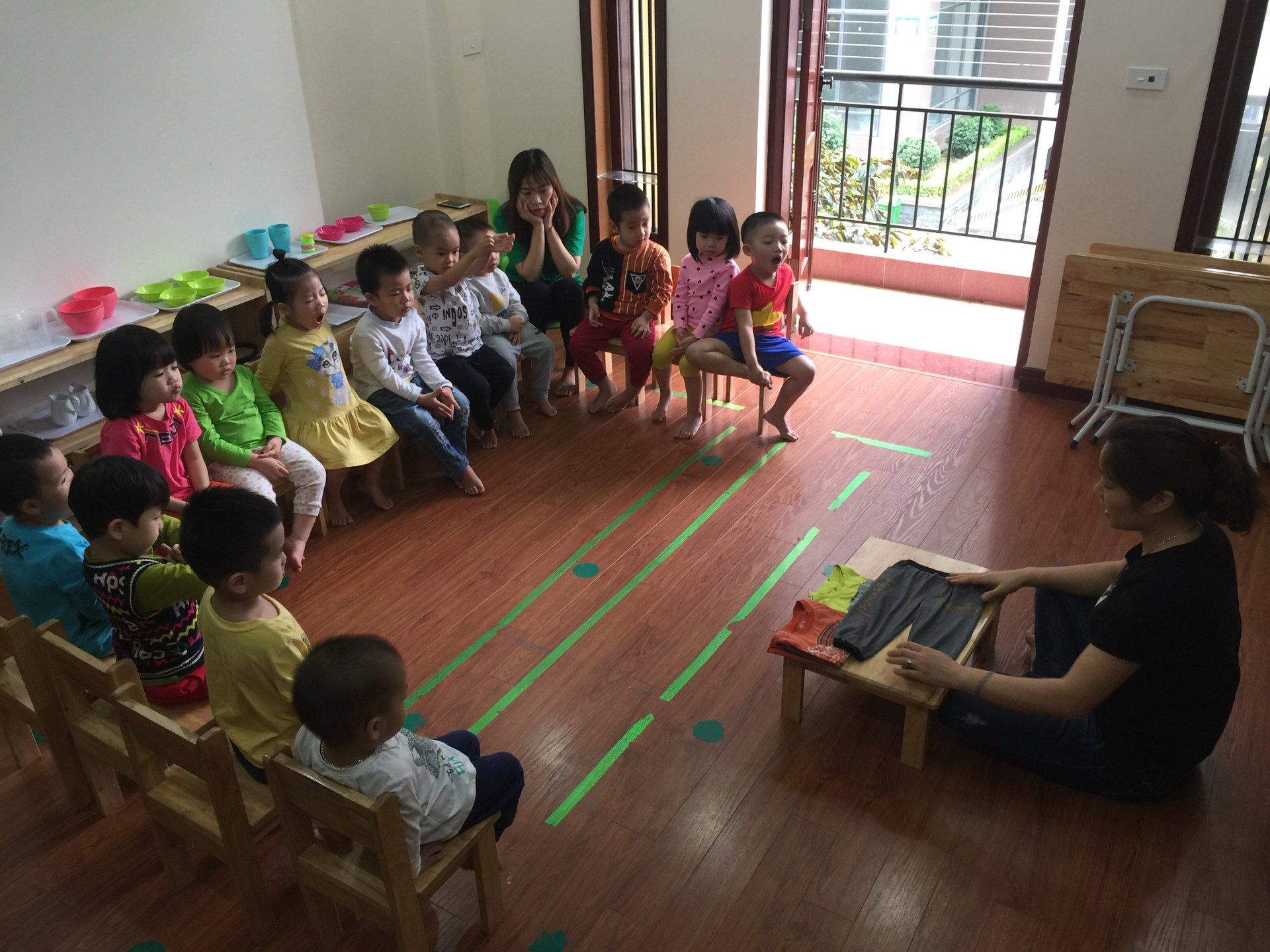 Trường mầm non Bé Xinh VOV (Baby's House VOV) - Mễ Trì