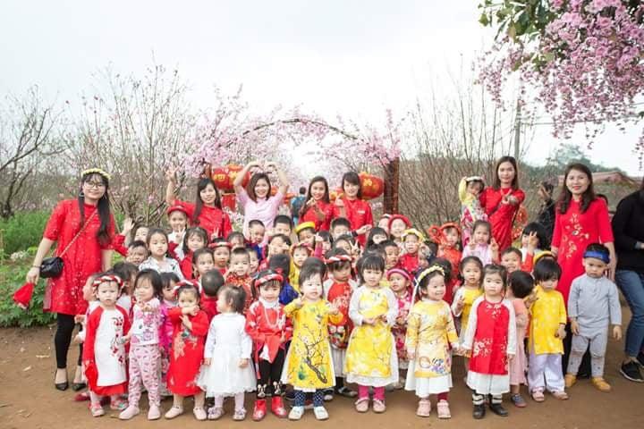 Trường mầm non chất lượng cao Ban Mai - Vĩnh Tuy