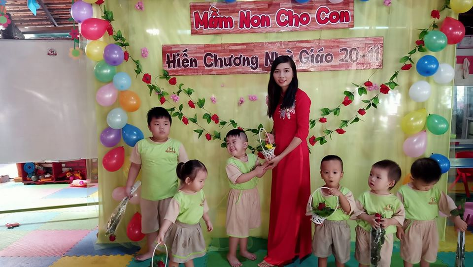 Mầm Non Cho Con - Bửu Long