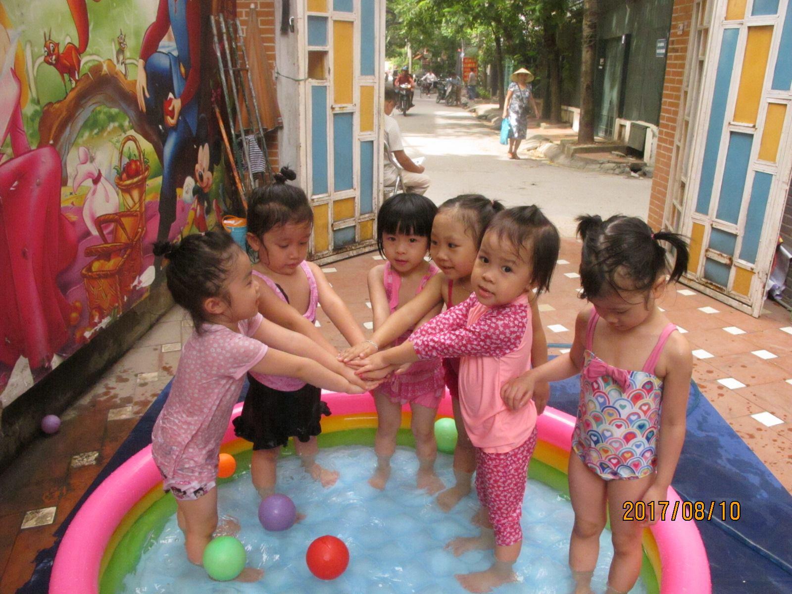 Trường mầm non Cozy House - Hoàng Cầu