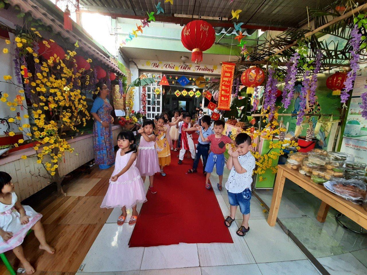 Trường mầm non Gấu Misa - Phước Long B