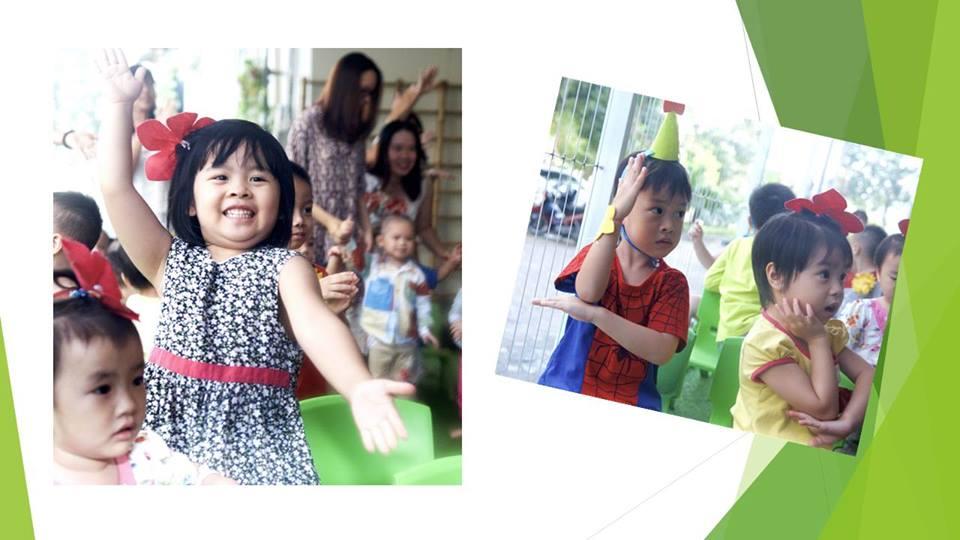 Trường mầm non Children's House Kindergarten ( Mầm non Ngôi nhà của trẻ - MCH ) - KĐT Việt Hưng