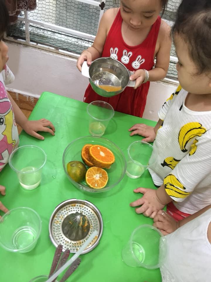Trường mầm non Hoa Bé Ngoan - Hà Đông