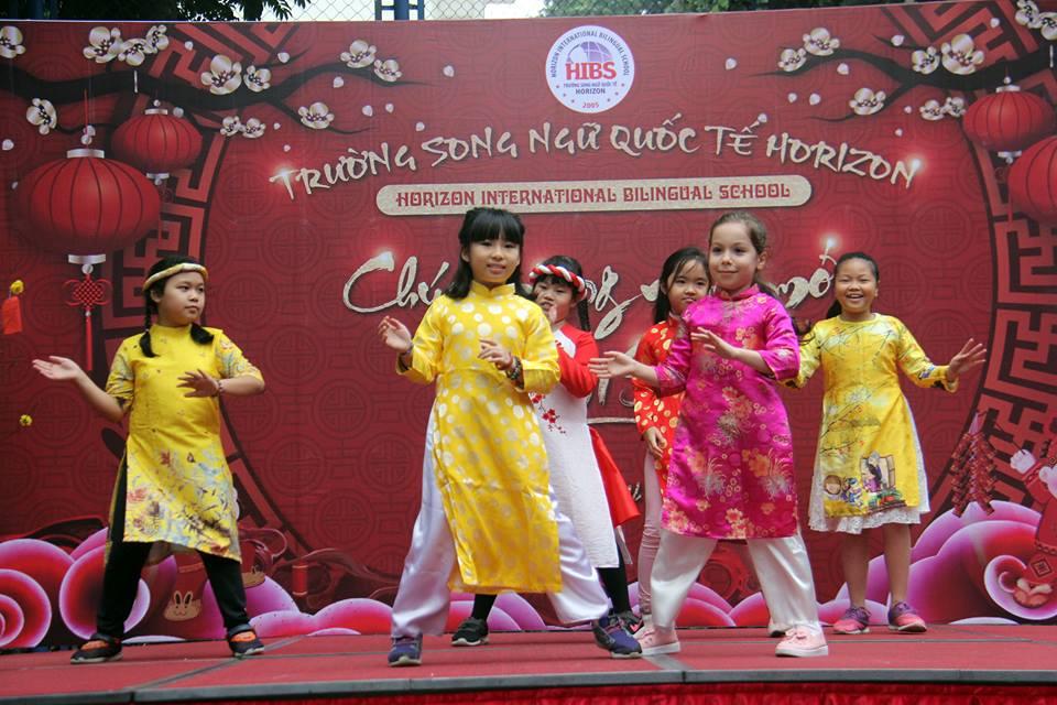 Trường mầm non Horizon ( Horizon International Bilingual School ) - Tô Ngọc Vân