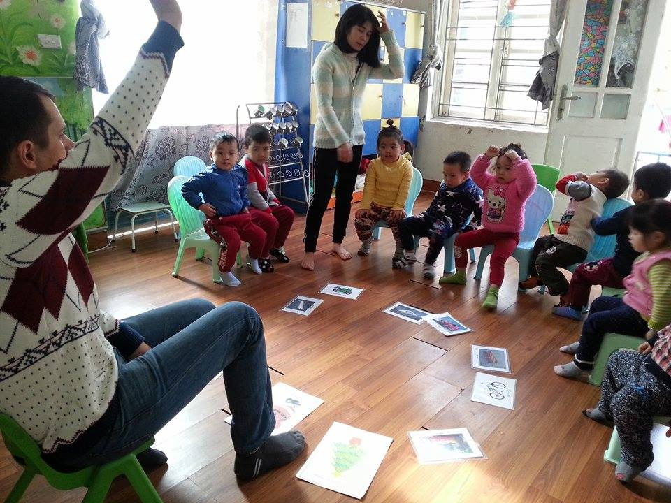Trường mầm non Kids and Mimi - Ngọc Thụy