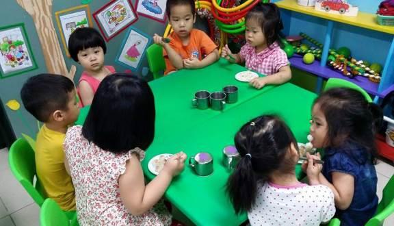 Trường mầm non Ly Ly - Khâm Thiên CS1 và CS2